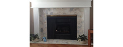 B-Vent Gas Fireplace